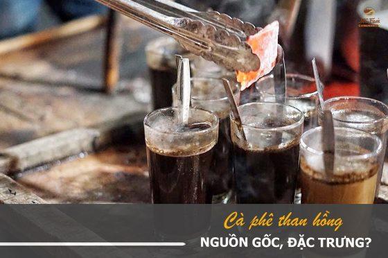 Cà phê than hồng là thức uống độc đáo đến từ Indonesia
